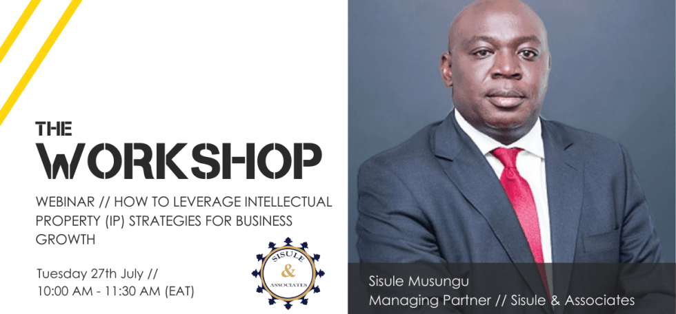 The Workshop // Intellectual Property (IP) Growth Strategies