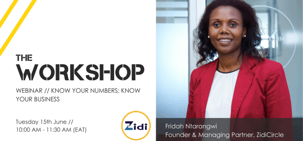 The Workshop // Know Your Numbers; Know Your Business