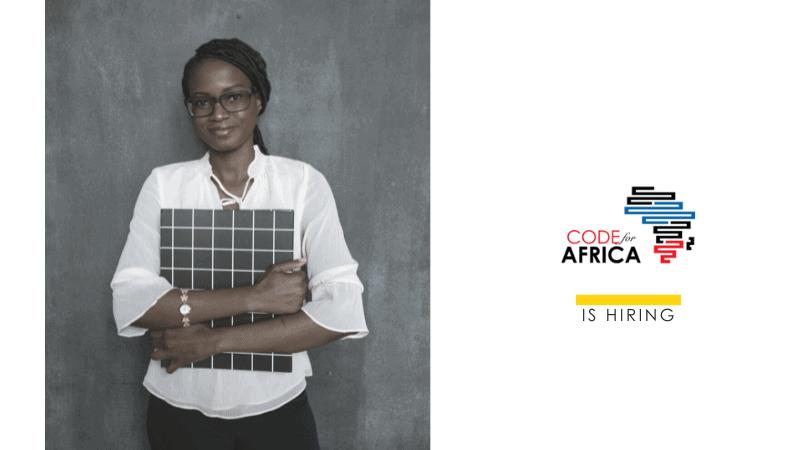 #IkoKazi Code for Africa // Senior IoT Software Engineer