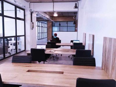 Nairobi Garage Delta Corner Westlands Coworking Office Space