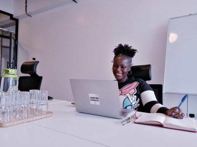 Nairobi Garage Delta Corner Westlands Office Space Meeting Room Rahab Kinyanjui