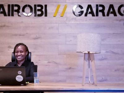 Nairobi Garage Delta Corner Westlands Office Space