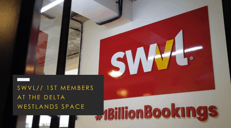 Swvl // Our First Member at Delta Corner Annex - Westlands
