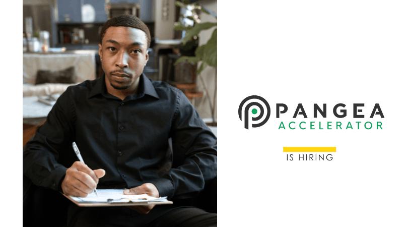#IkoKazi Pangea Accelerator // Expert Fundraiser Consultant