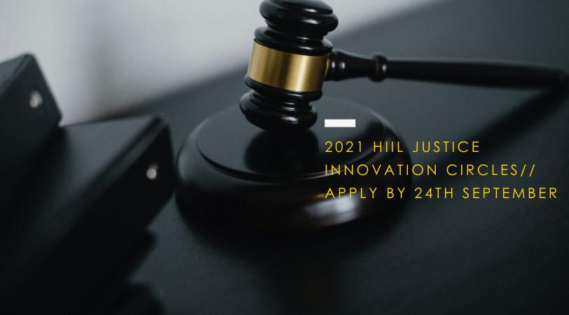 2021 HiiL Justice Innovation Circles