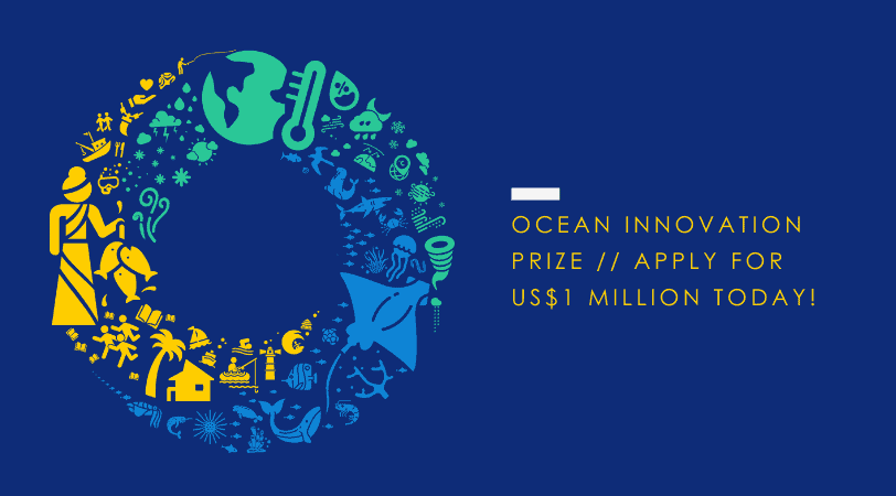 Ocean Innovation Prize // Benefit from US$1 Million Prize