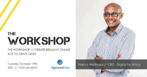 The Workshop // Create Brilliant Online Ads to Drive Sales