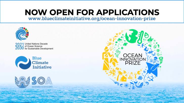 Ocean Innovation Prize Poster
