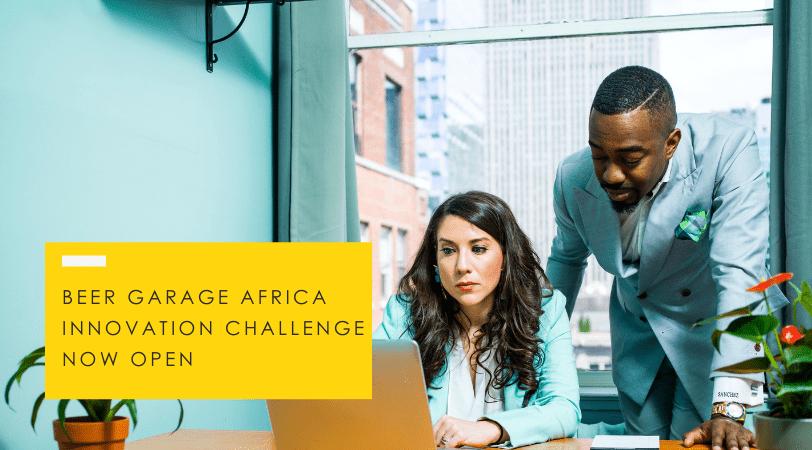 Beer Garage Africa Innovation Challenge